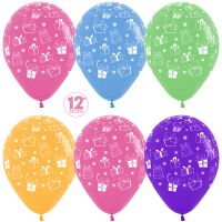 "Латексный шары ""Подарок""  (цена за шар)"