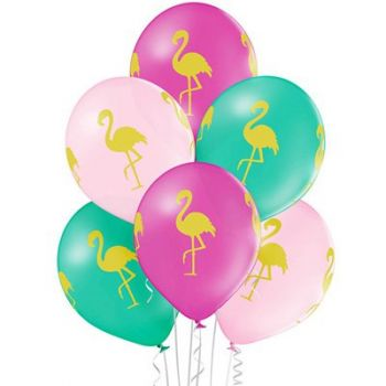 "Шарики ""Фламинго"" (цена за шар)"
