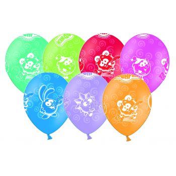 """Латексные шарики """"смешарики"""" (цена за шар)"""