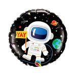 Шары с ракетами, космонавтами, звёздами и планетами