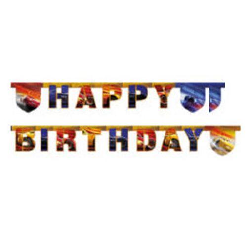 Гирлянды Тачки - закажи с доставкой - оформим день рождения - Студия Шар Арт