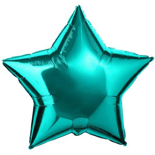 Фольгированная звезда (Тиффанни)