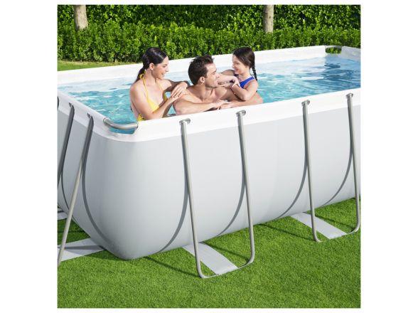Надувной бассейн - отдых на даче недорого