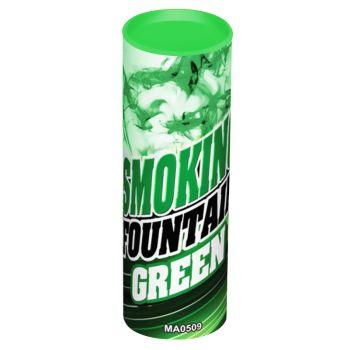 Дым зеленый 30 сек. h -115 мм, 5 шт
