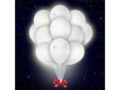 ХИТ СЕЗОНА - светящиеся шары покоряют сердца москвичей