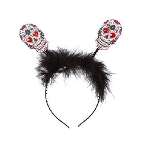 Страшный ободок на голову на halloween