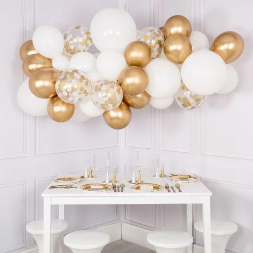 заказать арку из шаров на свадьбу фото