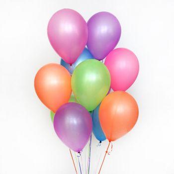 Латексные шары неоновые (цена за шар)