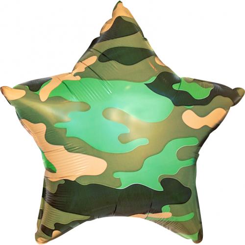 Звезда камуфляж для защитника отечества. Доставка по москве еруглосуточно
