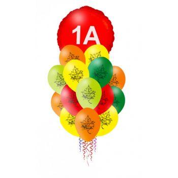 """Набор шаров """"Первый раз в первый класс"""""""