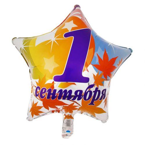 Гелевые шары 1 сентября