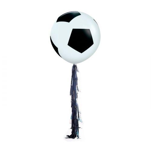 Большой футбольный шар мяч - Студия Шар Арт