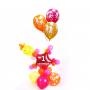 выбор букетов шаров и фигур на день знаний в школу