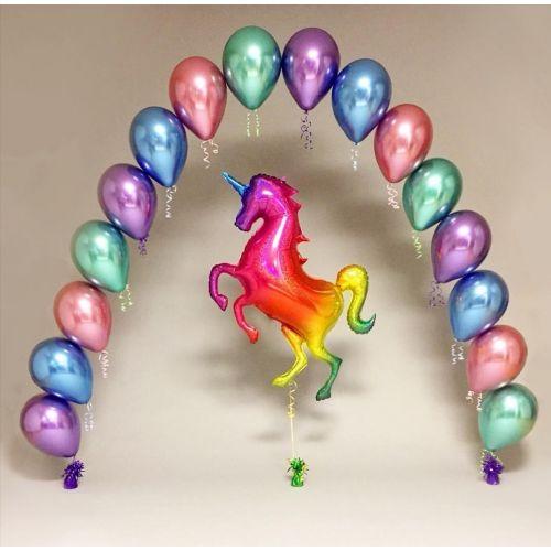 Где купить шар радужный единорог и шары