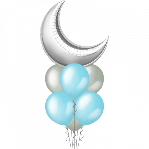необычные шары на свадьбу в космическом стиле в москве