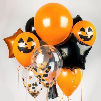 """Набор шаров """"Ночь Halloween"""""""