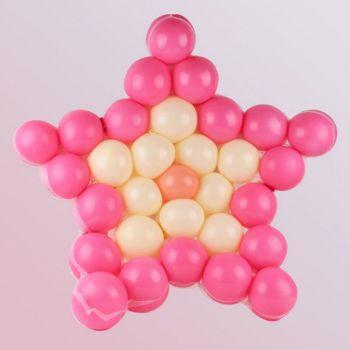 Звезда из 32 шаров