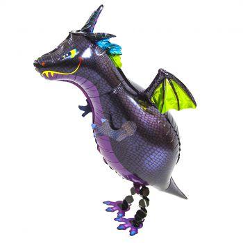 Фольгированный шар Сказочный дракон (109 см)