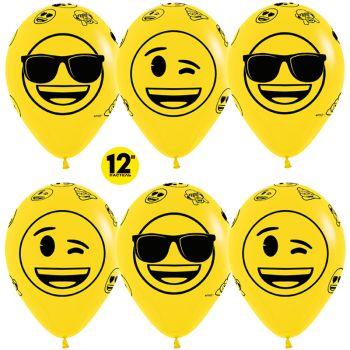 Шары Смайлы, Emoji (цена за шар)