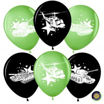 Шарики Воздушно-десантная техника (цена за шар)