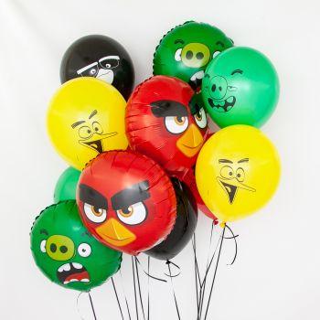 "Набор шаров ""Angry Birds"""