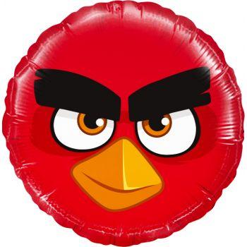Фольгированный шар Angry Birds (46 см)