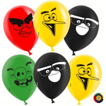 Шарики Angry Birds (цена за шар)