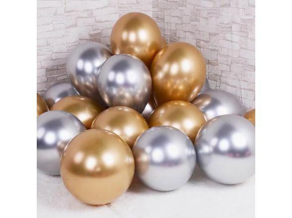 Доставка шаров. Cеребро или золото - какие выбрать?