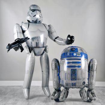 2 гигантских ходячих шара Звёздные Войны