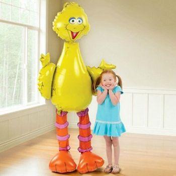 Ходячий шар Птица большая (117 см)