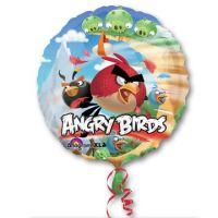 """Фольгированный шар """"Angry Birds"""" (46 см)"""
