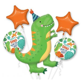 "Набор шаров ""Happy Dino"""