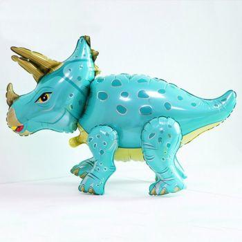 Ходячая Фигура, Маленький динозавр, Синий,