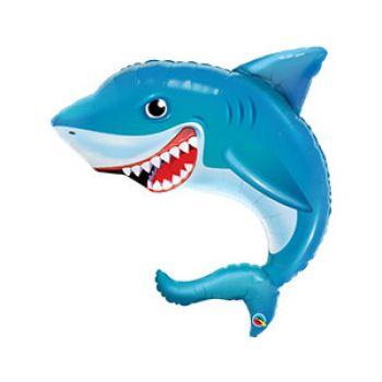 Фольгированный шар акула (91 см)