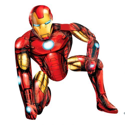 """Ходячая фигура """"Железный человек"""""""
