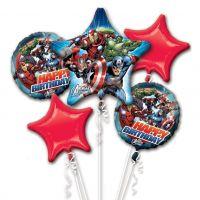Набор фольгированных шаров Мстители