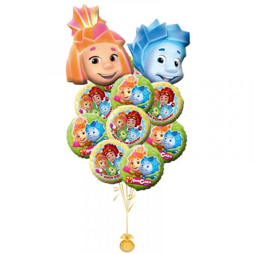 Где купить шарики с симкой и ноликом из мультика Фиксики