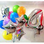 Заказать шарики тренеру на день рождения
