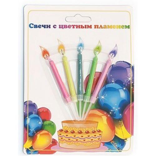 Украсить торт свечами на праздник - доставка товаров для праздника