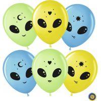 """Шарики """"Инопланетяне"""" (цена за шар)"""