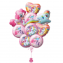 Набор фольгированных шаров My little Pony