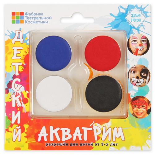 Аквагрим для детей - где купить краски