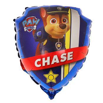 Фольгированный шар Щенячий патруль - Чейз