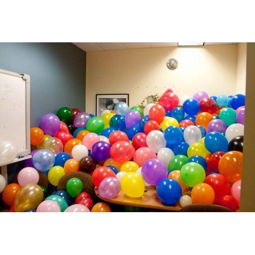 Полный кабинет шаров в офис